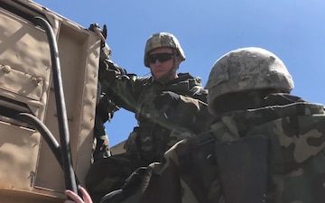 Army Reserve Soldiers practice saving lives