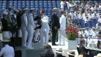 U.S. Naval Academy Graduates Class of 2018 Part 3