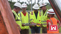 USACE environmental team ensures grid restoration work protects environment work too