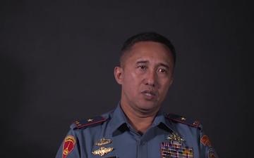 PALS 2018: Indonesian Marine Corps Brigadier General Nur Alamsyah