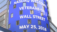 Sea services closes Nasdaq for Fleet Week New York 2018