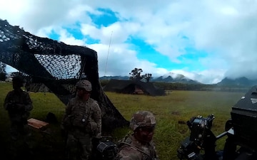 US, Singapore troops conduct Tiger Balm 18 live fire exercise 04 (B-roll)