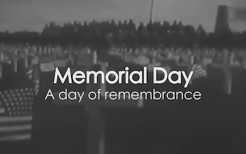 Memorial Day: a remembrance