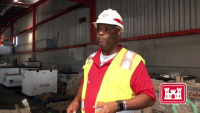 USACE logisticians track excess inventory to complete gird restoration mission