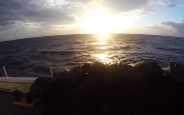 Coast Guard crew interdicts a ton of cocaine