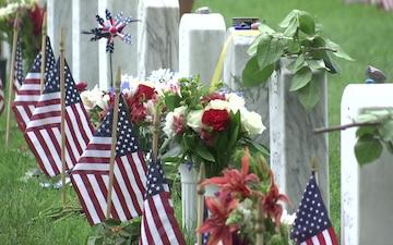 Memorial Day B Roll - Arlington National Cemetery