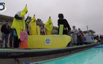 The Cardboard Boat Regatta!