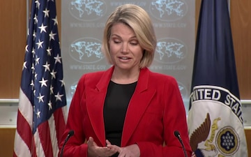 State Department Press Briefing