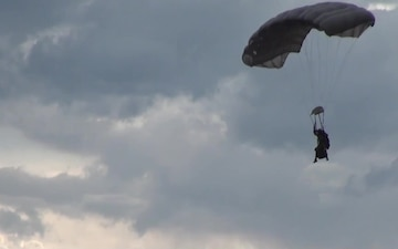 10th Group performs HALO jumps