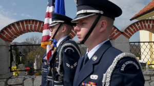 WWII Airmen Honored in Slovenia