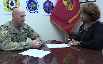 Morning Show - LTC McIlwain Farewell