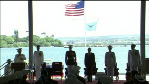 Pacom Change of Command Ceremony