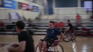 2018 Marine Corps Warrior Games Athlete Staff Sgt. Jason Pacheco