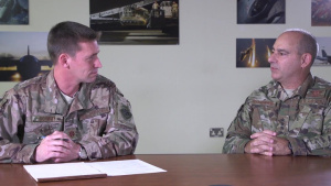 Over the Horizon Interview with LtGen Harrigian