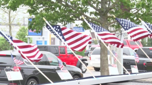 Memorial Day in Hyannis, Massachusetts 2018