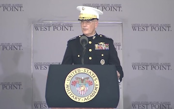 Chairman of the Joint Chiefs of Staff on leadership