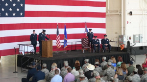 7th Maintenance Group Change of Command