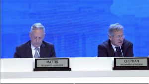 Defense Secretary Speaks at the 2018 Shangri-La Dialogue