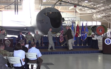 126 ARW Proclamation Day Ceremony