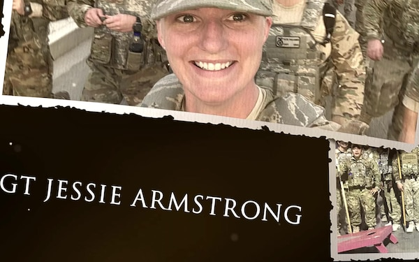 Taking the Fight Forward - TSgt Armstrong