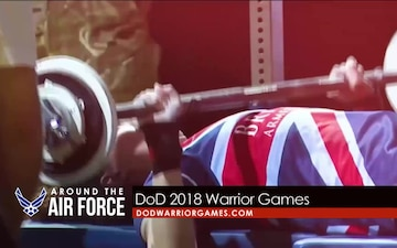 Around the Air Force: Warrior Games Opening Ceremony/ Military Alliances