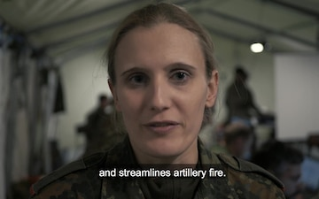 How NATO coordinates artillery fire - Master with subtitles