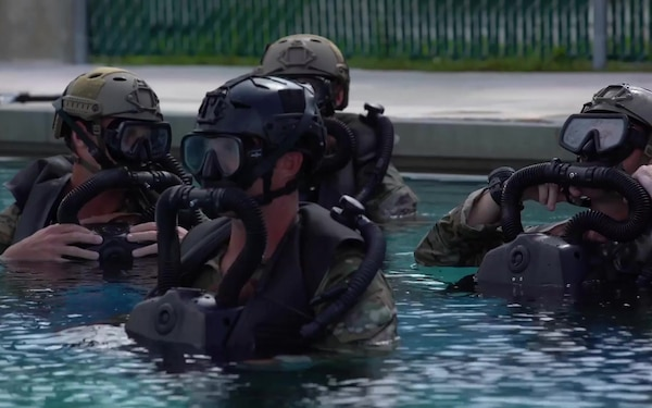 Guard Special Forces- Chapter Two