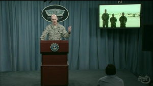 Hawaii National Guard Briefing Showcases Department's Lethality