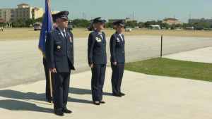 502nd Air Base Wing Change of Command