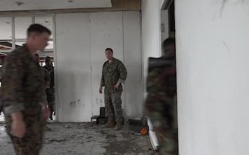 Baltimore Native Marine Sgt. Joshua Lengrand Particpates in Caribbean Training Exercise