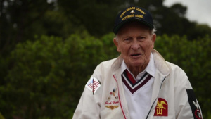 WWII Veteran Interview - Coast Guard
