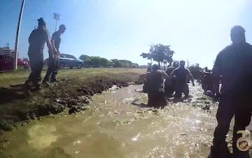 2018 Mud Run Commanding General's Cup Team Competition