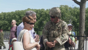 Pennsylvania National Guard and Lithuania Celebrate 25 Years of State Partnership Program