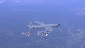 A Salute to the 127th Air Refueling Group