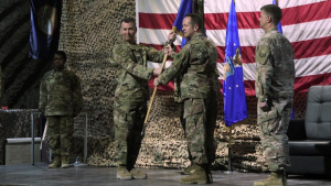 2018 332nd AEW Change of Command