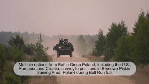 Convoy operations during Bull Run 5.5