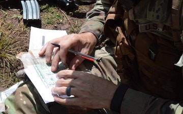25th ID EIB Land Nav (B-roll)