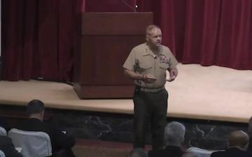 Marine Corps Commandant Keynote Address at U.S. Naval War College Current Strategy Forum