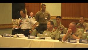 PALS 2018: Malaysia Khairul Anuar Yahya participates in Pacific Amphibious Leaders Symposium