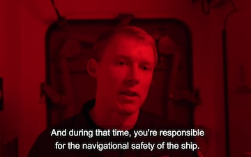 Night Watch on a NATO Ship (master subs)