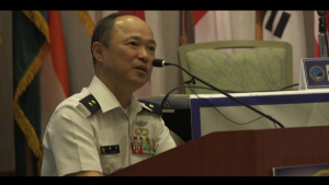 PALS 2018: Japan Shinichi Aoki participates in Pacific Amphibious Leaders Symposium