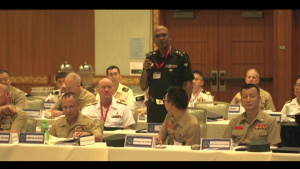 PALS 2018: New Zealand Andrew Clark participates in Pacific Amphibious Leaders Symposium