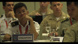 PALS 2018: Singapore Shin Tai Leung participates in Pacific Amphibious Leaders Symposium