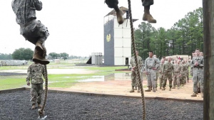 USARC Best Warrior Obstacle Course