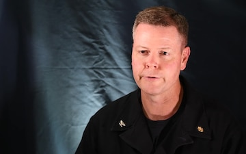 USNS Mercy SME interview, Commanding Officer