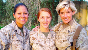 Every Clime and Place: Maj. Megan McClung