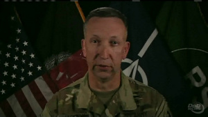 Assistance Brigade Commander Provides Resolute Support Update