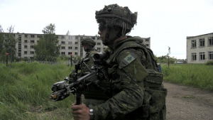 U.S. and eFP Battlegroup Latvia Enhance NATO Forces' Offensive and Defensive Capabilities During Saber Strike 18 (Social Media)