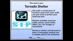 Shelter In Place PSA