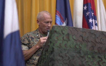 3rd Marine Division assistant division commander retires after 30 years of service